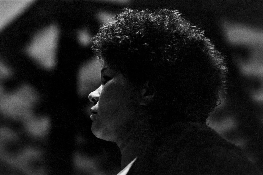 ETTA JAMES IN MONTREUX: BIRTH OF A LEGEND | Christian Eggenberger Photography